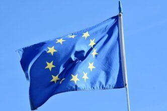флаг на ес