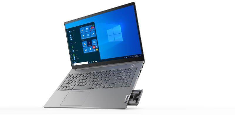 Lenovo представи лаптопа ThinkBook 15 Gen 2 с вградени TWS слушалки