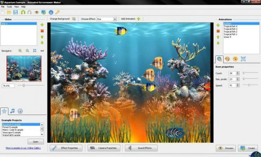 Animated Screensaver Maker 4.4.31