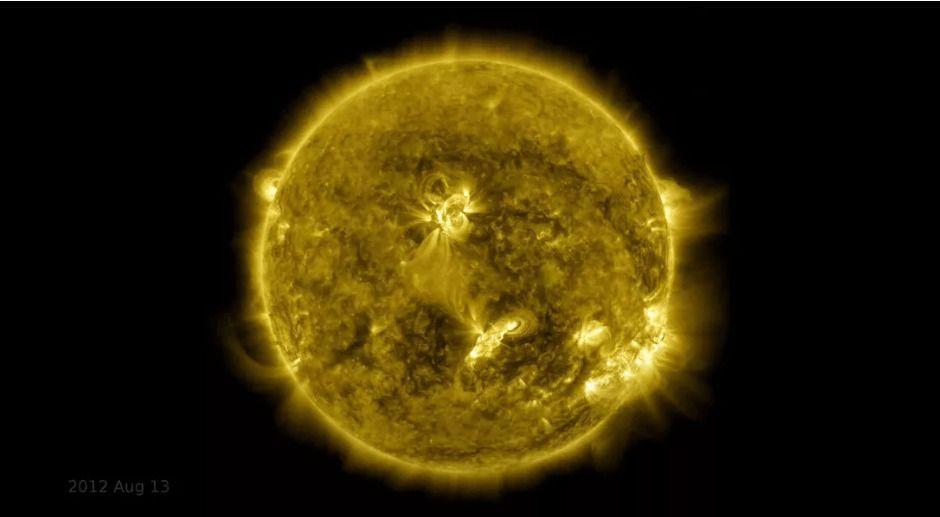 НАСА подозира, че трусовете на повърхността на Слънцето идват от дълбините под слънчевата повърхност