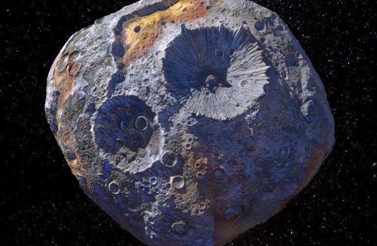 16 Психея - астероидът, който може да направи всички на Земята милиардери