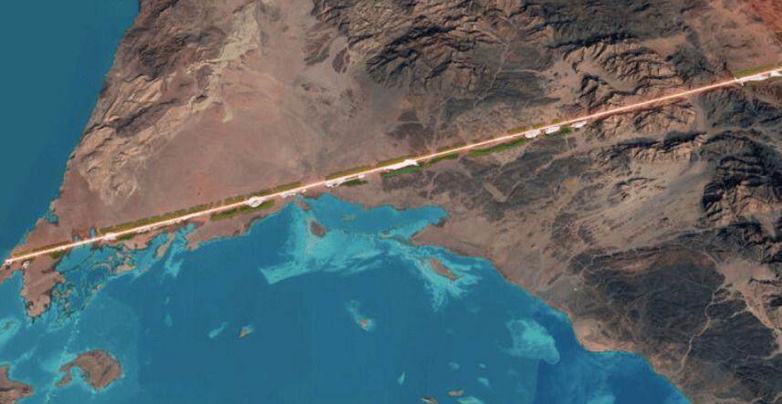 Саудитска Арабия обяви план за град с нулеви въглеродни емисии