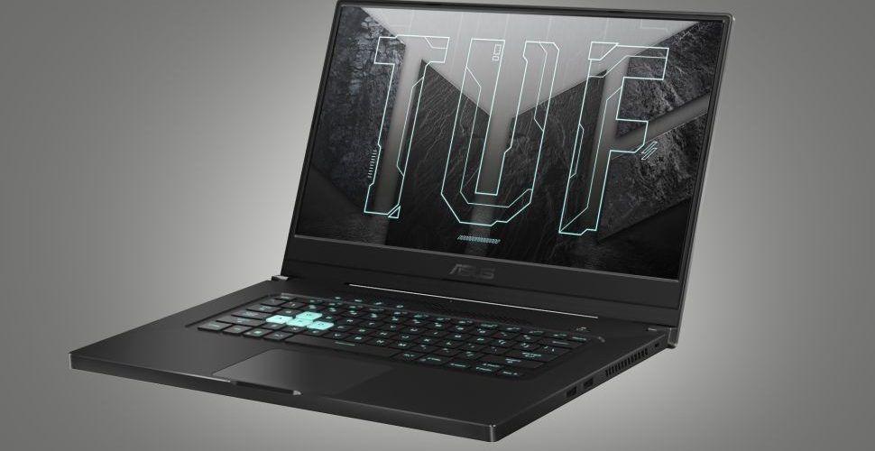 Asus TUF Dash F15 ще покаже, че тънките и леки гейминг лаптопи не трябва да са супер скъпи