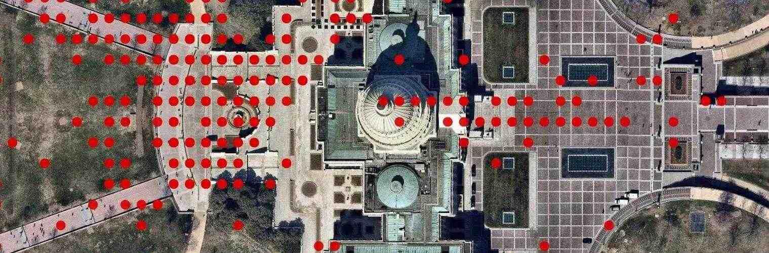 Ето как бяха визуализирани потребителите на Parler с помощта на изтеклата база данни на социалната мрежа