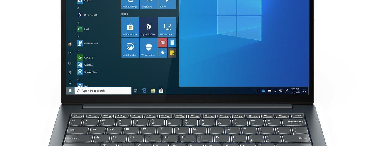 Lenovo представи новите си продукти по време на CES 2021