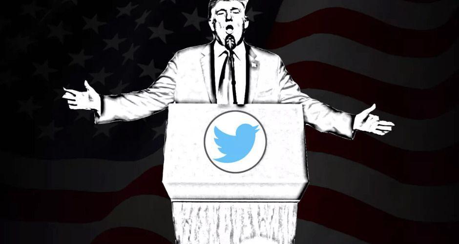 След като Twitter забрани достъпа на Тръмп, дезинформацията e рязко намаляла