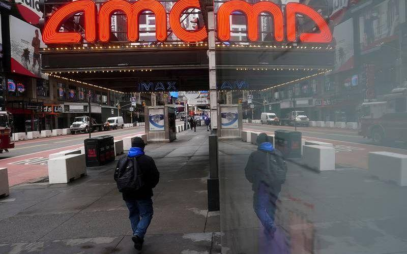 Reddit-ралито с късите позиции на акциите на закъсалите компании спаси веригата киносалони AMC