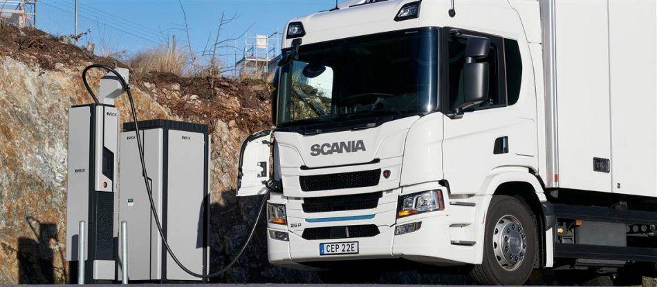 Scania: водородът ще изгуби от електричеството като гориво за електрически товарни автомобили