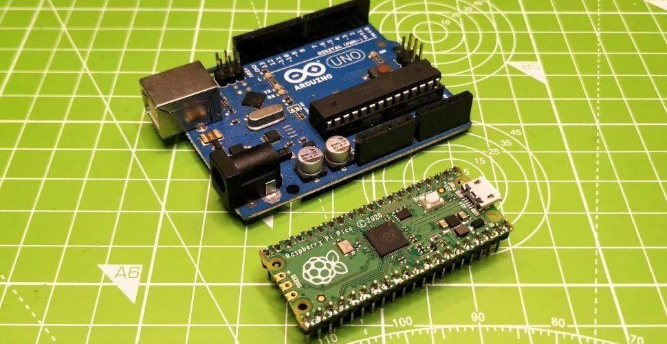 Raspberry Pi Pico vs Arduino: коя платка е по-добра?