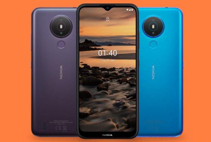 Анонс на бюджетния смартфон Nokia 1.4 с ОС Android 10 Go Edition