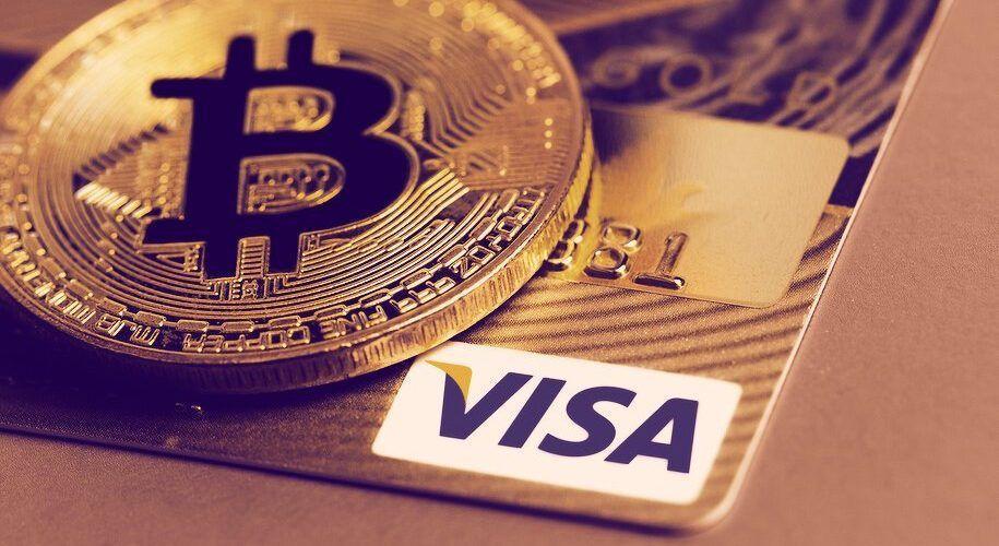 Visa представи своята пилотна програма за работа с криптовалути