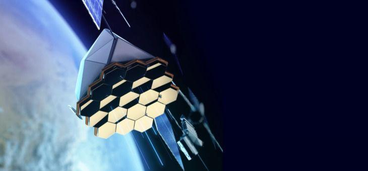 Орбиталните сателитни центрове за обработка на данни LyteLoop ще записват информацията с помощта на светлинни лъчи