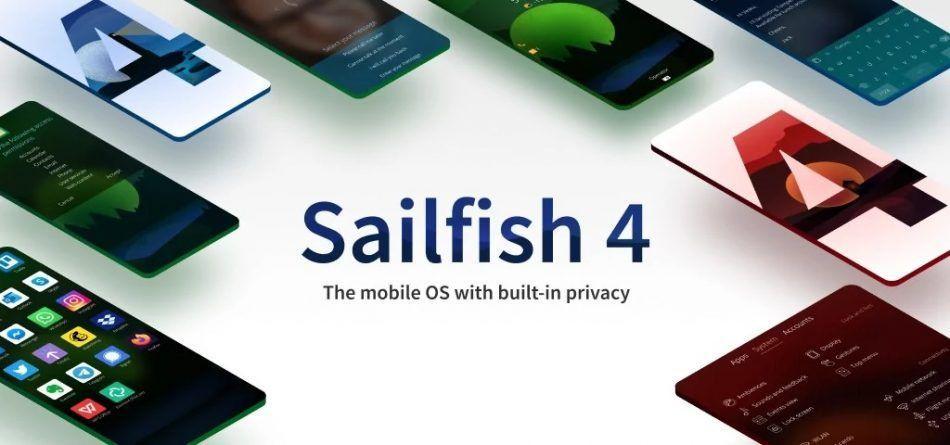 Jolla представи Sailfish 4.0.1 - нов интерфейс, поддръжка на Android 9 и редица промени