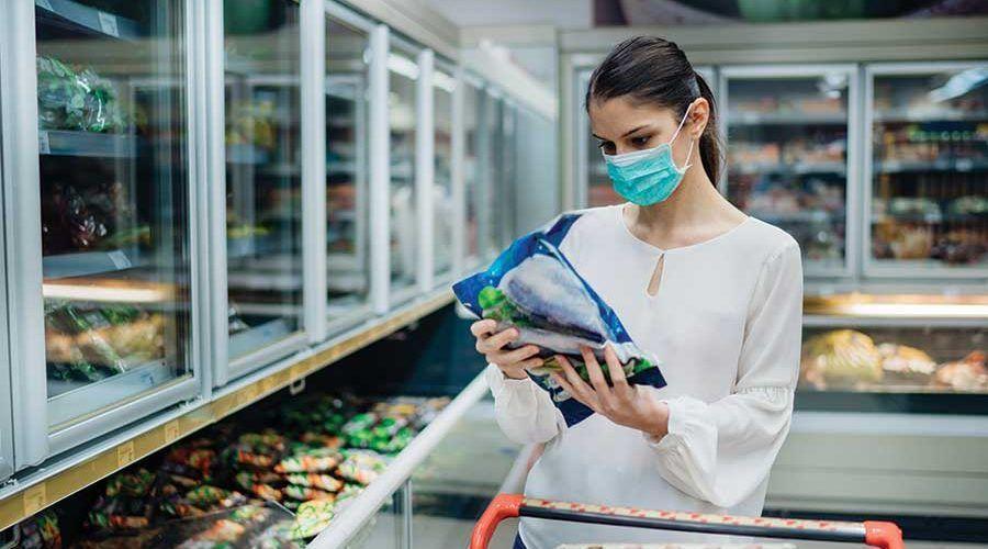 Възможно ли е COVID-19 да е пренесен в Китай чрез замразени храни?
