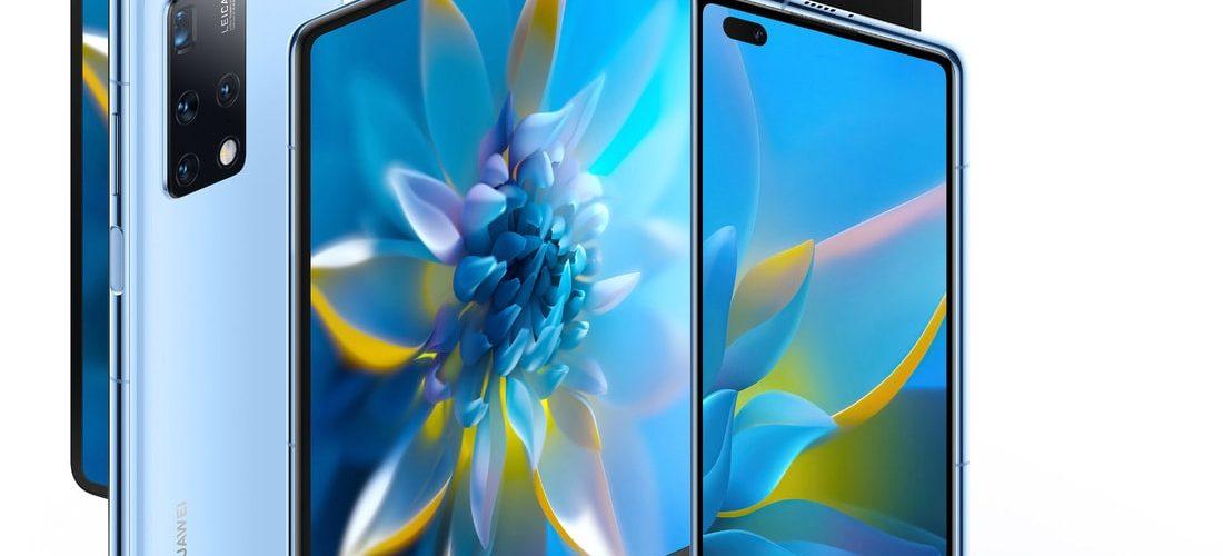 Huawei представи 8-инчовия смартфон Mate X2 с гъвкав екран и цена почти $3000