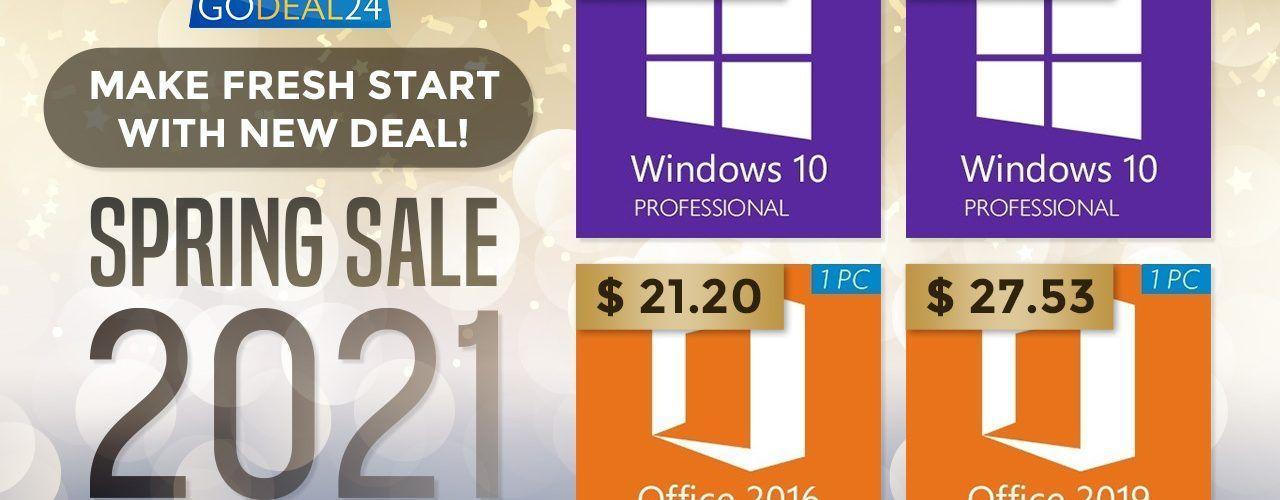 Ето как можете да вземете легална ОС Windows само за $7,59!