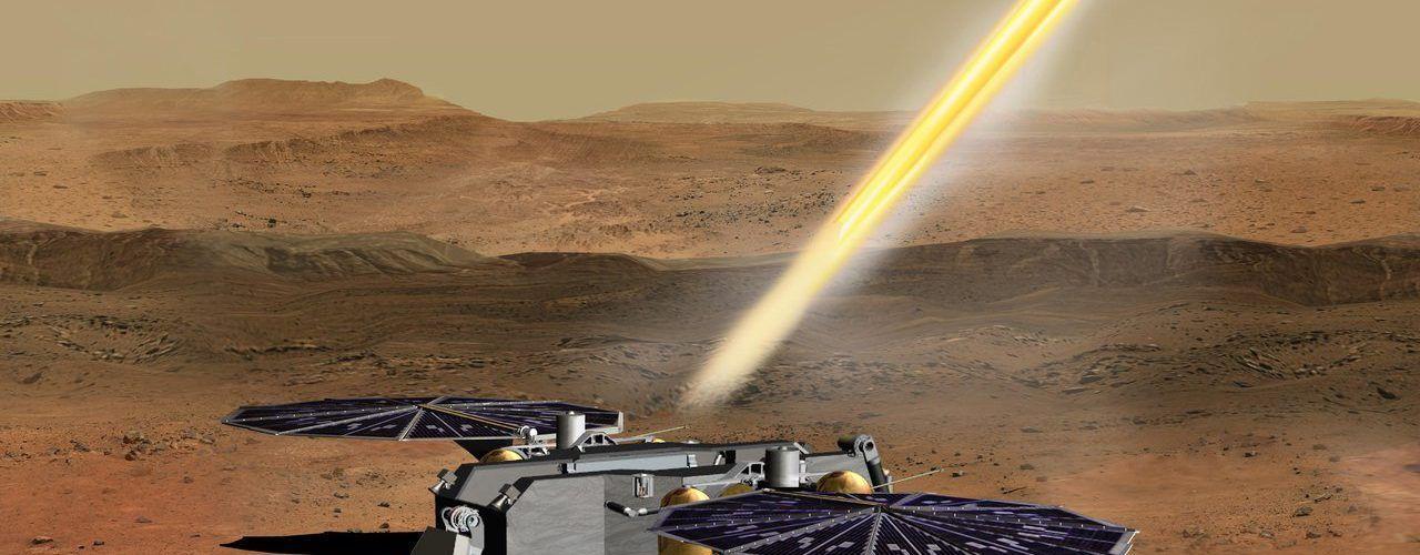 Northrop Grumman ще изгражда автономна система за изстрелване на ракети от повърхността на Марс