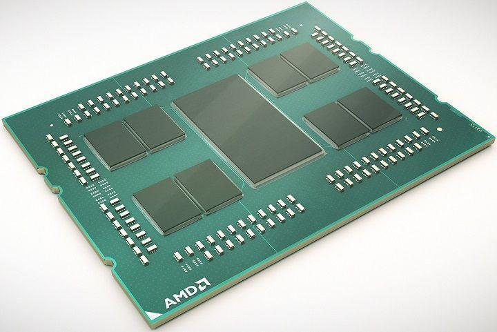 След по-малко от една седмица AMD ще представи сървърните процесори EPYC от 3-то поколение