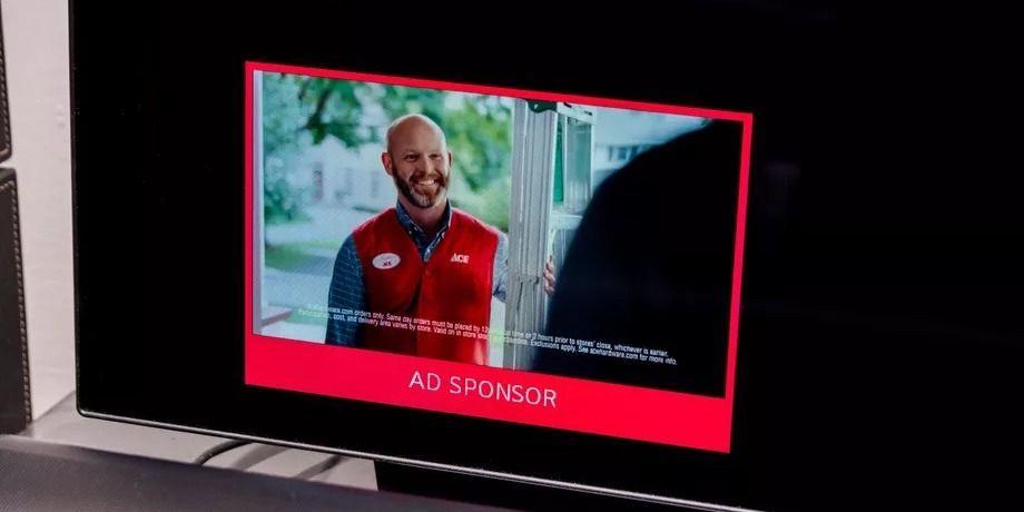 В телевизорите на LG се появи вградена реклама