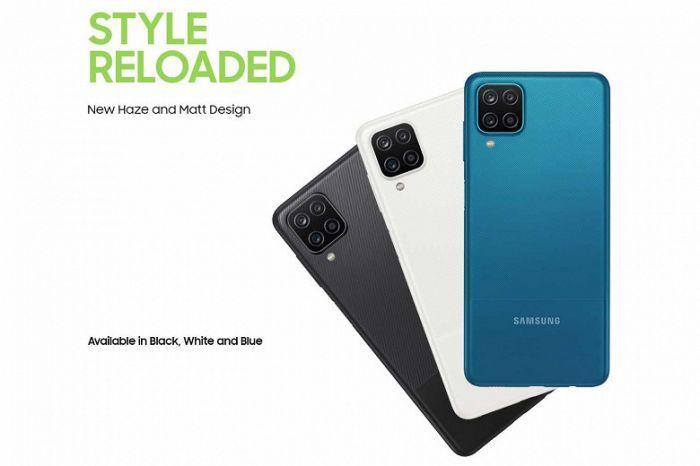 Samsung анонсира смартфона Galaxy M12: мощна батерия и ниска цена