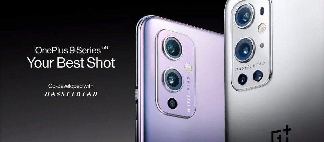 OnePlus 9 и OnePlus 9 Pro - новите смартфони с Hasselblad камери