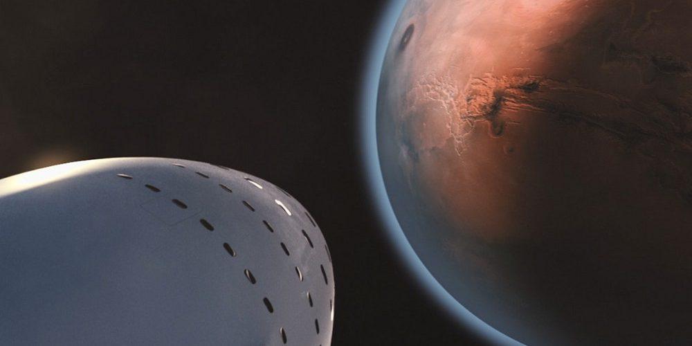 Най-големият марсиански проблем е енергията