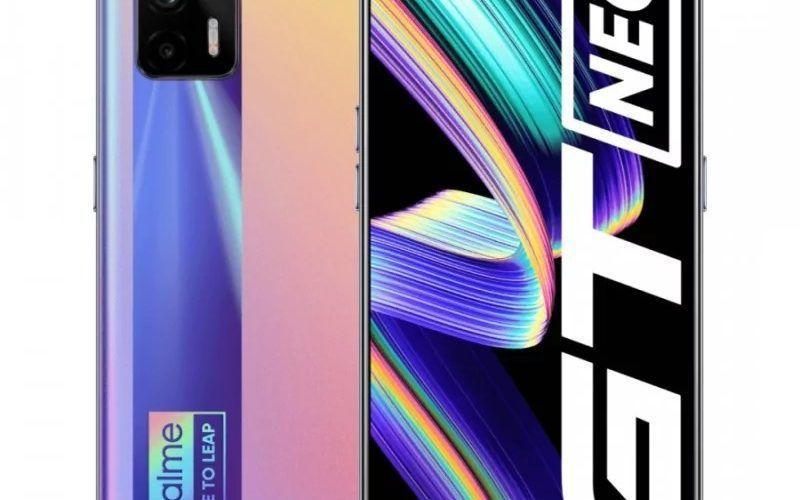 Realme GT Neo: смартфон с най-мощния чип на MediaTek, 12 GB RAM и цена $350