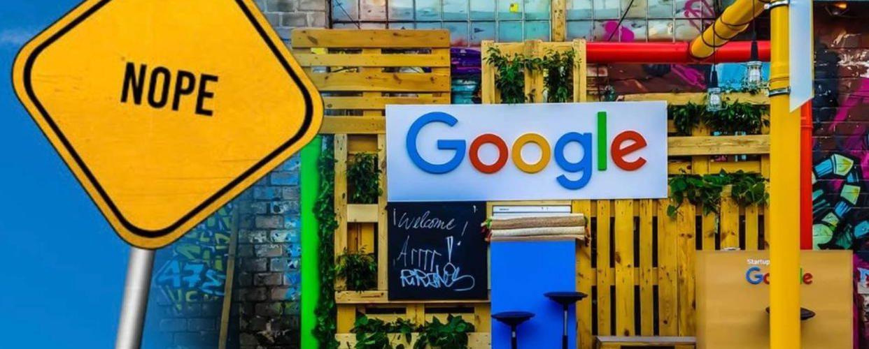 Google отново се отказа от първоаприлските шеги