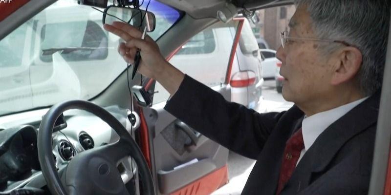Излезе видео от 1995 година на тестове на безпилотен автомобил