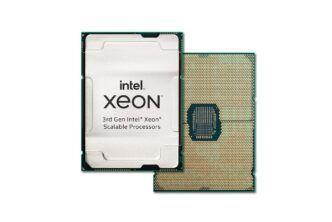 Intel представи 10 nm сървърни процесори Xeon Ice Lake-SP с до 46% ръст на производителността