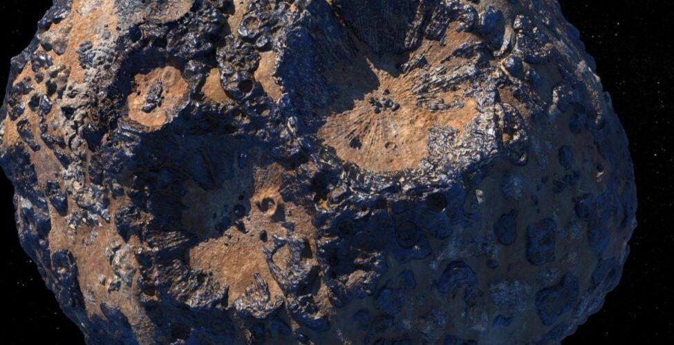 Следващата година НАСА ще изпрати космически апарат до метално-никеловия астероид Психея