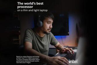 """Intel съвсем се обърка и рекламира """"най-добрия процесор в света"""" с помощта на MacBook Pro"""