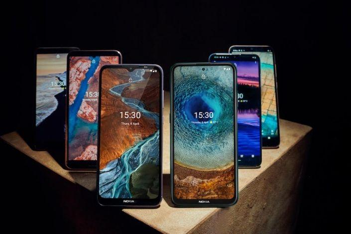 Nokia представи 6 нови смартфона - компанията променя именуването на апаратите си