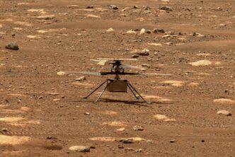 Полетът на марсианския дрон Ingenuity бе отложен за 14 април