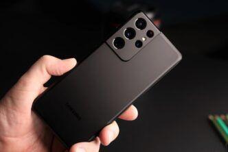 Samsung ще използва в своите смартфони подобна на технологията на Apple за изместване на матрицата