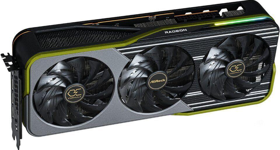 ASRock представи флагманската видеокарта Radeon RX 6900 XT OC Formula