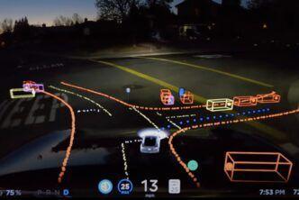 Новата версия на автопилота на Tesla сериозно ще ви изненада