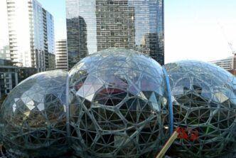 Как протича ваксинирането в сградата на Amazon в Сиатъл?