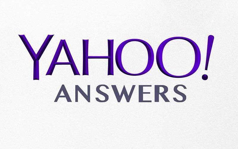 Yahoo Answer е в историята, но интернет винаги ще пази следа от него