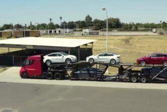 Огромно търсене на продукцията на Tesla: компанията предварително продаде тримесечното си производство
