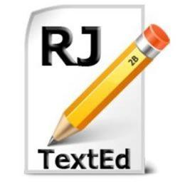 RJ TextEd 14.80 Final