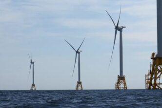САЩ започват строежа на първата морска вятърна ферма с рекордна мощност от 800 MW