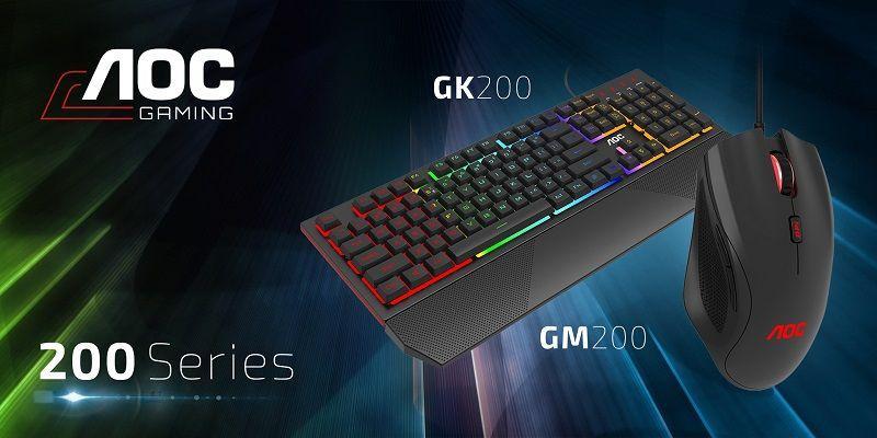 AOC разширява своята гейминг екосистема с безжични слушалки, механични клавиатури, мишки и подложки