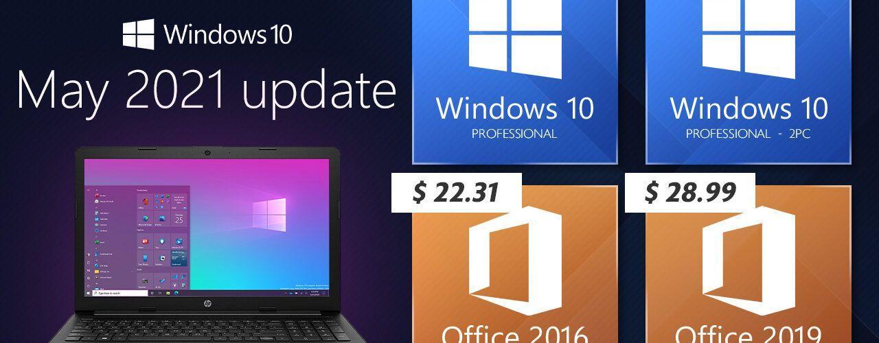 Ръководство за актуализация на Windows 10 от месец май 2021 година!