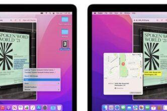 Някои от новите функции на macOS Monterey няма да работят в Mac компютрите с процесори на Intel