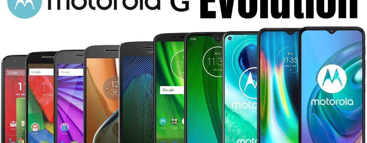 Motorola moto G: Най-успешната серия на бранда
