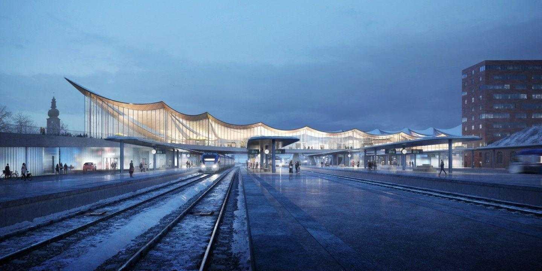 Туристическият център Västerås ще бъде домакин на автобусни и влакови услуги за шведския град