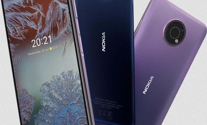 Nokia G10 - дълъг живот на батерията, много сигурност и практичност на наистина ниска цена