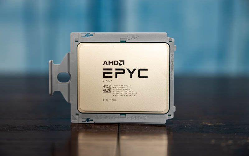 Процесорите AMD EPYC влизат в следващото поколение системи за съхранение на данни на Hewlett Packard Enterprise Storage