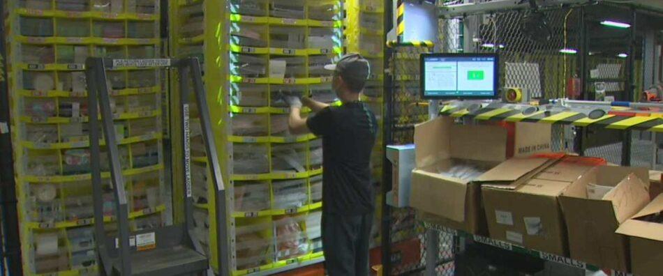 Amazon започна тестовете на нови роботи за работа в складовете